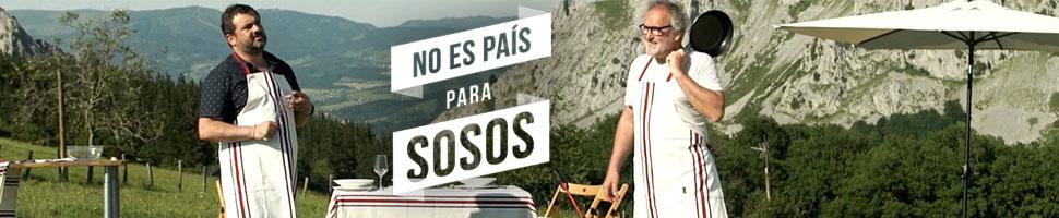 «Entre dos fuegos» Mendavia No es País para Sosos