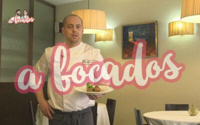 Cordero glaseado con bizcocho de alcachofas en el programa 'A bocados' de EiTB
